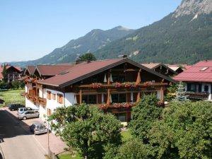 Gästehaus Sinz - Ansicht von oben