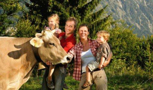 Kinder, Kühe inklusive