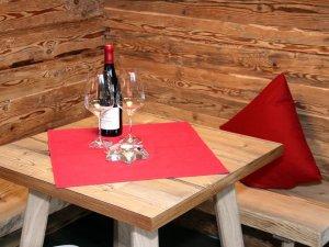 Tisch und Sitzecke FW 9