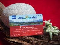 Allgäu-Walser-Premium-Card