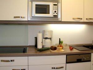 Küche Fewo 5