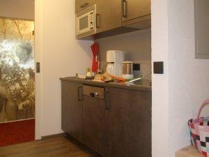 Küche Fewo 11