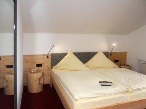 Schlafzimmer Fewo 11