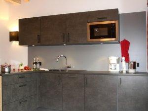 Küche Fewo 12