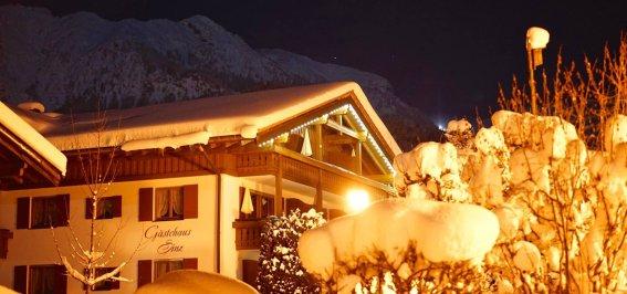 Gästehaus Sinz Winter