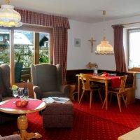 Wohnbereich Ferienwohnung 6