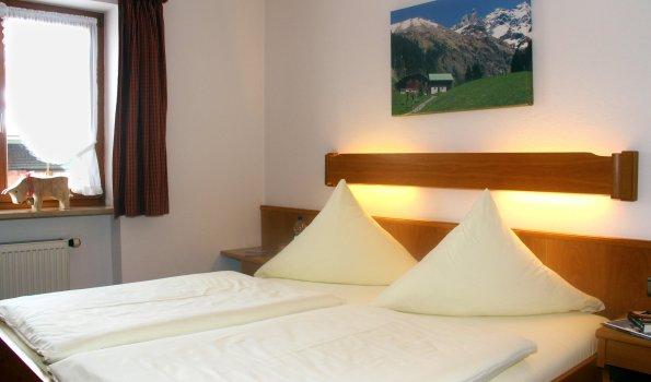 Schlafzimmer Ferienwohnung 6