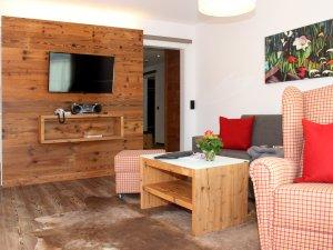Wohnzimmer - Ferienwohnung Nr. 3