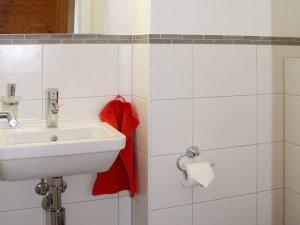 Badezimmer - Ferienwohnung Nr. 3