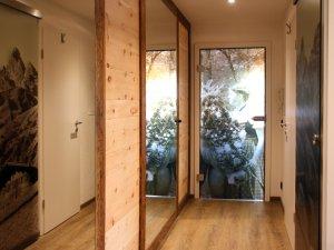 Ferienwohnung 6 Eingangsbereich
