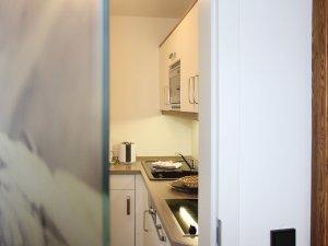 Ferienwohnung 6 Küche