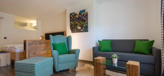 Ferienwohnung  2 - Wohnzimmer