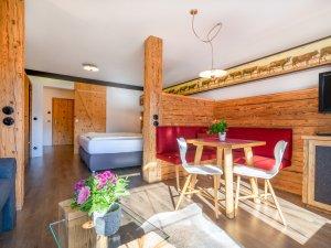 Gästehaus Sinz - Wohnung 9 / Wohnzimmer