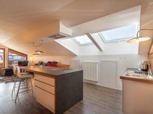 Gästehaus Sinz - Wohnung 10 / Küche