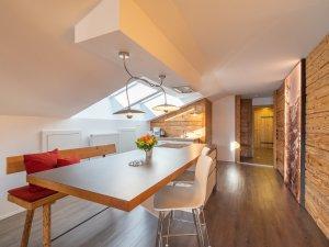 Gästehaus Sinz - Wohnung 10 / Wohnzimmer
