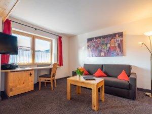 Gästehaus Sinz - Wohnung 14 / Wohnzimmer