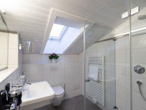 Gästehaus Sinz - Wohnung 8 - Bad
