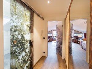 Gästehaus Sinz - Wohnung 8 - Flur