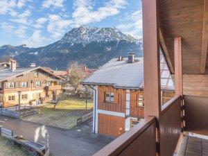Gästehaus Sinz - Wohnung 12-Balkon Schalfzimmer