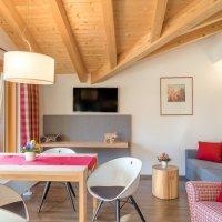 Gästehaus Sinz - Wohnung 12-Wohn- Essbereich
