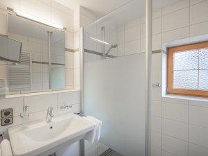 Gästehaus Sinz - Wohnung 4- Bad