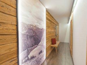 Gästehaus Sinz - Wohnung 4- Flur