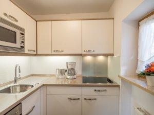 Gästehaus Sinz - Wohnung 4- Küche
