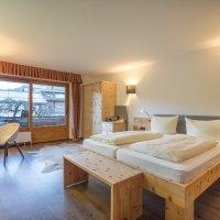 Gästehaus Sinz - Wohnung 5-Wohn-Schlafbereich