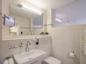 Gästehaus Sinz - Wohnung 2- Bad