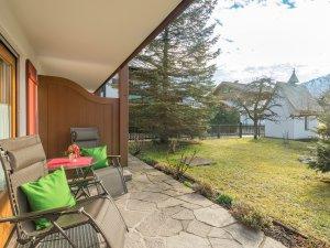 Gästehaus Sinz - Wohnung 2- Terrasse
