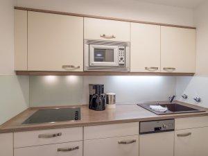 Gästehaus Sinz - Wohnung 2- Küche
