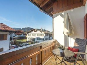 Gästehaus Sinz - Zimmer 15-Balkon