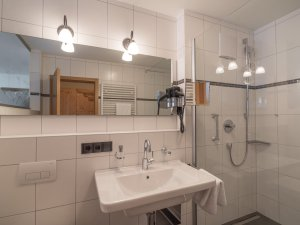Gästehaus Sinz - Zimmer 15-Bad