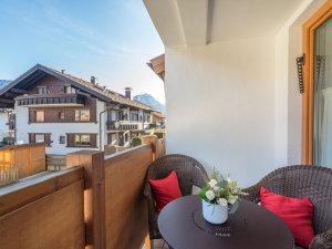 Gästehaus Sinz - Zimmer 16-Balkon