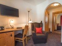 Gästehaus Sinz - Zimmer 17-Wohnbereich