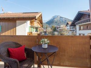Gästehaus Sinz - Zimmer 17-003-Balkon