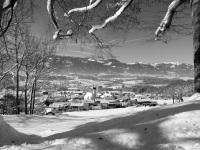 Schöllang im Winter