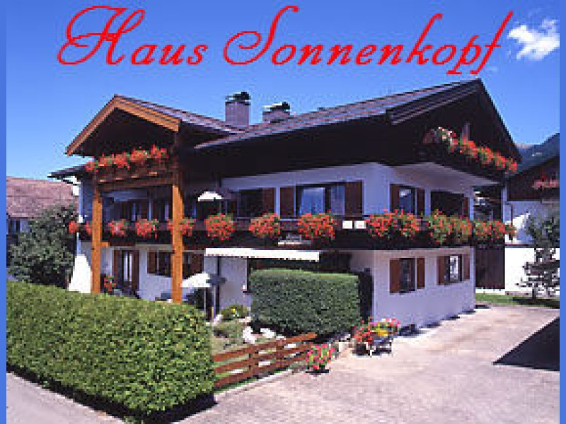 Haus Sonnenkopf