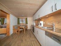 Ferienwohnung 1 – Küche