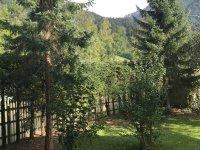 Aussicht Garten u. Nebelhorn, Haus Steiner