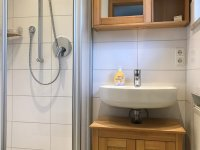 Badezimmer, Haus Steiner