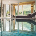 Neuer spa hallenbad pool hotel oberstdorf allgaeu wanderhotel stillachtal
