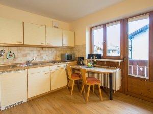 1-Raum Wohnung Nr.4 Küche