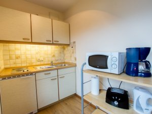 1-Raum Wohnung Nr.5 Küche