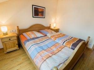 2-Raum Wohnung Nr. 6 Schlafzimmer