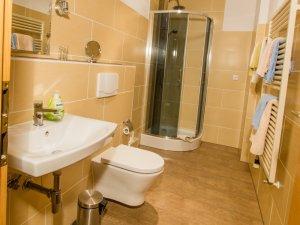 2-Raum Wohnung Nr.6 Badezimmer