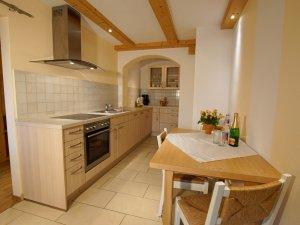 4 Sterne Wohnung Nr.7 Küche