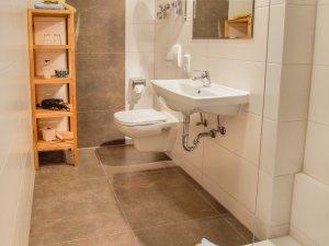 4 Sterne Wohnung Nr. 3 Badezimmer
