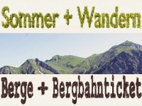 Bergbahnticket inklusiv