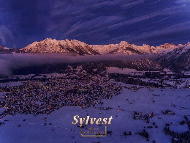 Weihnachten in Oberstdorf